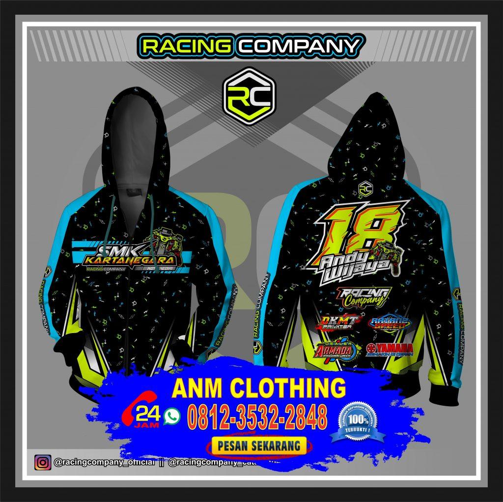 Pesan Jaket Jersey Racing Custome Nama Original