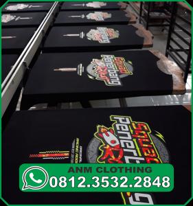Tempat Sablon Kaos Racing Model Terbaru